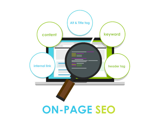 On-page & On-Site SEO